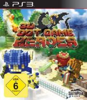 Cover von 3D Dot Game Heroes