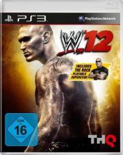 Cover von WWE 12