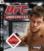 Cover von UFC Undisputed 2009