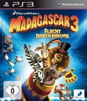 Cover von Madagascar 3