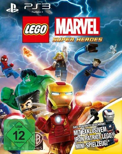 Lego Marvel Super Heroes - Cheats für PlayStation 3