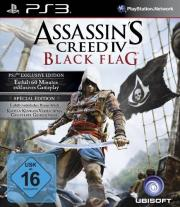 Cover von Assassin's Creed 4 - Black Flag