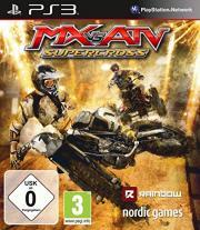 Cover von MX vs. ATV - Supercross