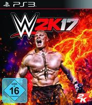 Cover von WWE 2K17