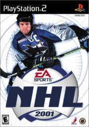 Cover von NHL 2001