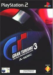 Cover von Gran Turismo 3