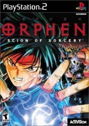 Cover von Orphen - Scion of Sorcery