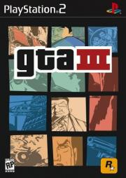 Cover von Grand Theft Auto 3