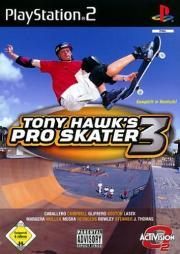 Cover von Tony Hawk's Pro Skater 3
