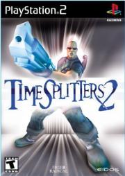 Cover von TimeSplitters 2