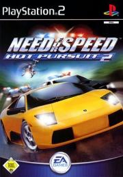Cover von Need for Speed - Hot Pursuit 2