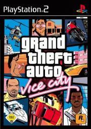 Cover von Grand Theft Auto - Vice City