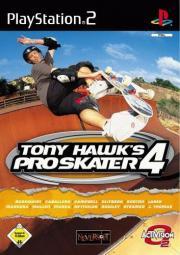 Cover von Tony Hawk's Pro Skater 4
