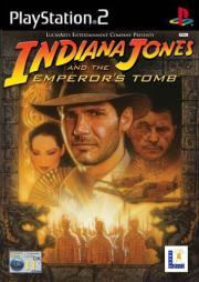 Cover von Indiana Jones und die Legende der Kaisergruft