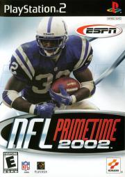 Cover von ESPN NFL Primetime 2002