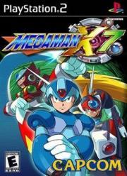 Cover von Mega Man X7