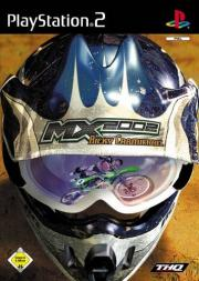 Cover von MX 2002 featuring Ricky Carmichael