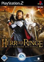 Cover von Der Herr der Ringe - Die Rückkehr des Königs
