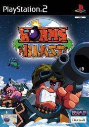 Cover von Worms Blast