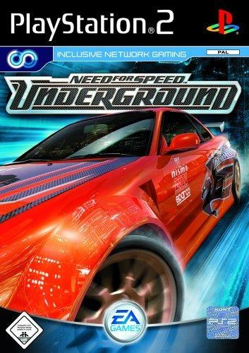1de4a814a Need for Speed - Underground - Cheats für PlayStation 2