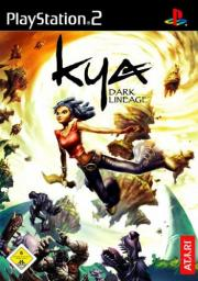 Cover von Kya - Dark Lineage