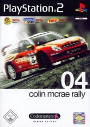 Cover von Colin McRae Rally 4