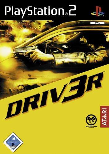 Driver playstation 2 cheats