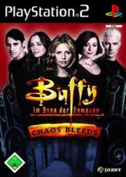 Cover - Buffy im Bann der D�monen - Chaos Bleeds (e)