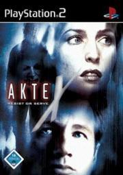 Cover von Akte X - Resist or Serve