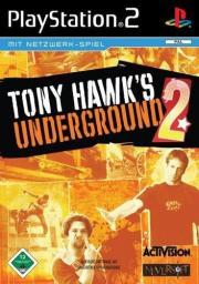 Cover von Tony Hawk's Underground 2