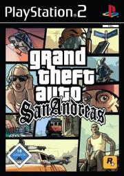 Cover von Grand Theft Auto - San Andreas