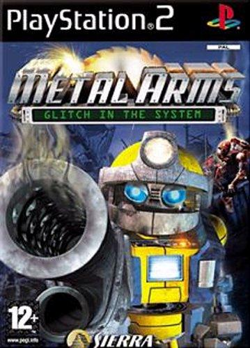 Metal Arms - Glitch in the System - Cheats für PlayStation 2