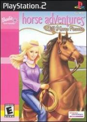 Cover von Barbie - Rettet die Wildpferde