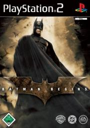 Cover von Batman Begins