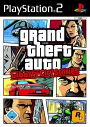 Cover von Grand Theft Auto - Liberty City Stories