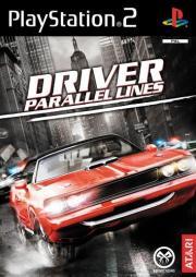 Cover von Driver - Parallel Lines
