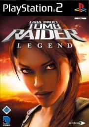 Cover von Tomb Raider - Legend