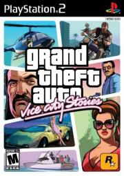 Cover von Grand Theft Auto - Vice City Stories