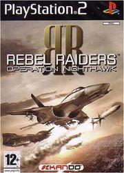 Cover von Rebel Raiders