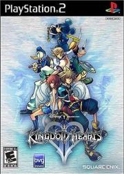 Cover von Kingdom Hearts 2