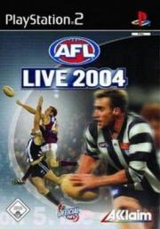 Cover von AFL Live 2004