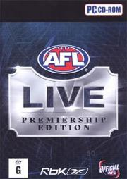 Cover von AFL Live Premiership Edition