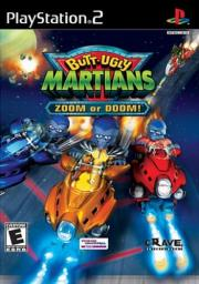 Cover von Butt Ugly Martians - Zoom or Doom