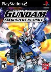 Cover von Mobile Suit Gundam - Encounters in Space