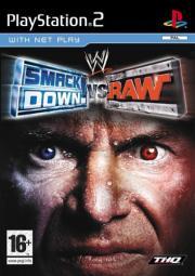 Cover von WWE - SmackDown! vs. Raw