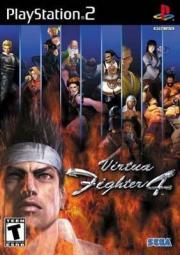 Cover von Virtua Fighter 4