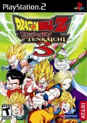 Cover von Dragon Ball Z - Budokai Tenkaichi 3