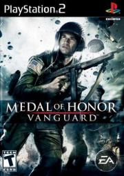 Cover von Medal of Honor - Vanguard