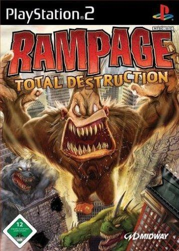 Rampage Total Destruction Cheats Fur Playstation 2