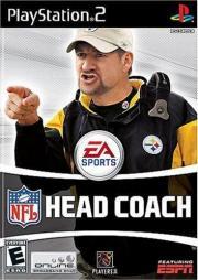 Cover von NFL Head Coach